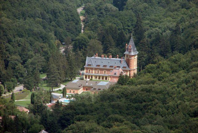 Krátky dokument o maďarskom kaštieli Párádsasvár  v severnom Maďarsku.